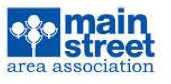 Main Street Area Association Logo